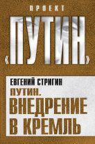 Стригин Е.М. - Путин. Внедрение в Кремль' обложка книги