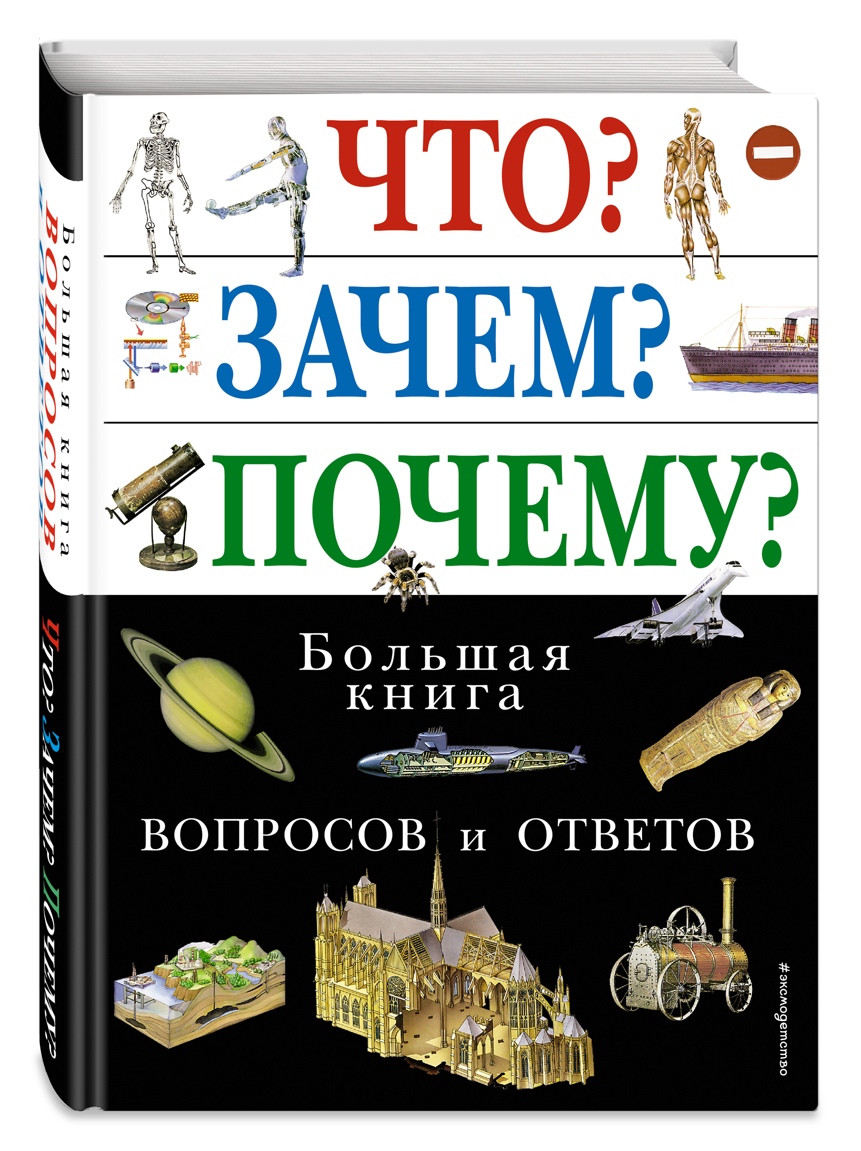 Что? Зачем? Почему? Большая книга вопросов и ответов
