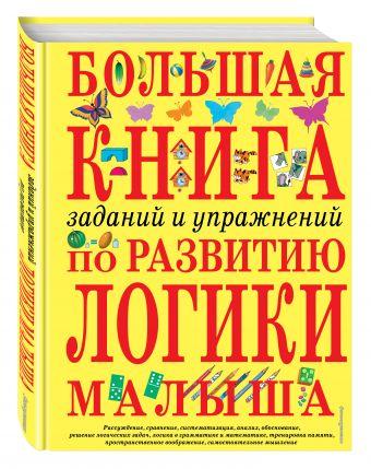 Большая книга заданий и упражнений по развитию логики малыша И.Е. Светлова