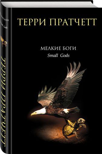 Терри Пратчетт - Мелкие боги обложка книги