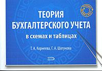 Теория бухгалтерского учета в схемах и таблицах Корнеева Т.А., Шатунова Г.А.