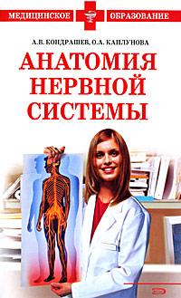 Анатомия нервной системы Кондрашев А.В., Каплунова О.А.