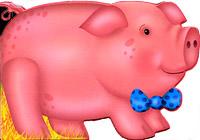 Свинка-картинка