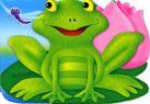 Лягушка-хлопотунья