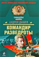 Дышев А.М. - Командир разведроты' обложка книги