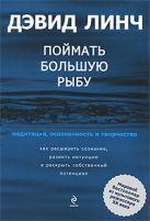 Линч Д. - Поймать большую рыбу: медитация, осознанность и творчество' обложка книги