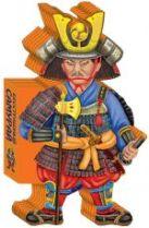 Снежинкина Д. - Бесстрашный самурай' обложка книги