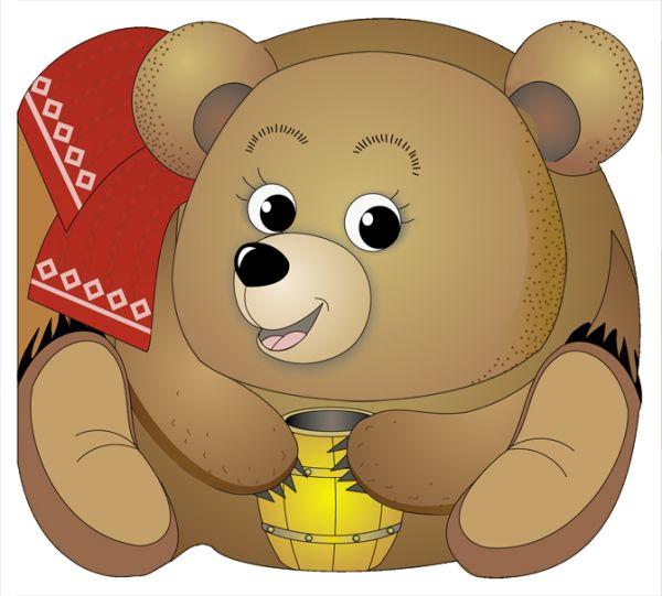 Крошка Медвежонок Яхнин Л.Л.