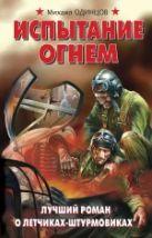 Одинцов М.П. - Испытание огнем. Лучший роман о летчиках-штурмовиках' обложка книги