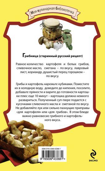 Лисички и опята жареные и другие блюда из грибов