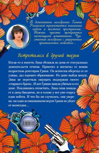 Встретимся в другой жизни: роман Романова Г.В.