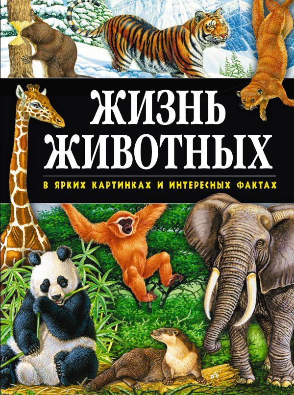 Жизнь животных в ярких картинках и интересных фактах Поуп Д.