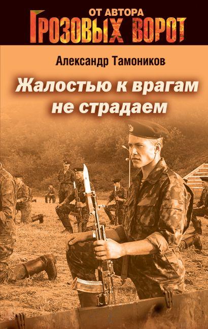 Жалостью к врагам не страдаем: роман - фото 1