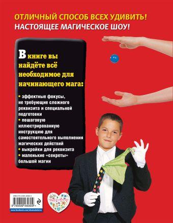 Большая книга фокусов Романо П.