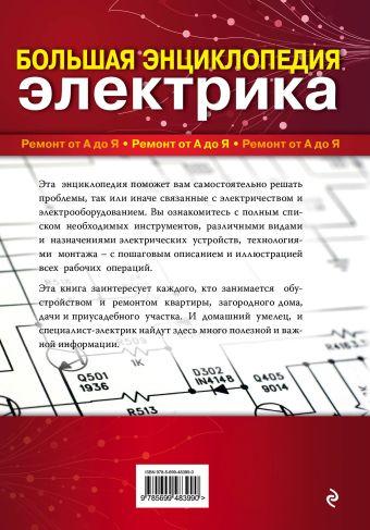 Большая энциклопедия электрика М. Ю. Черничкин