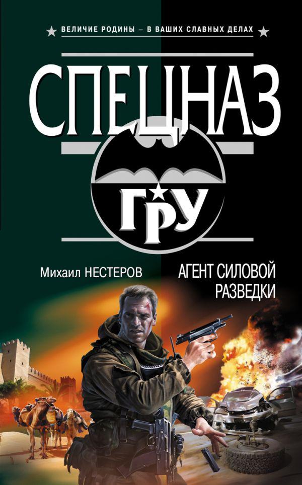 Агент силовой разведки: роман Нестеров М.П.