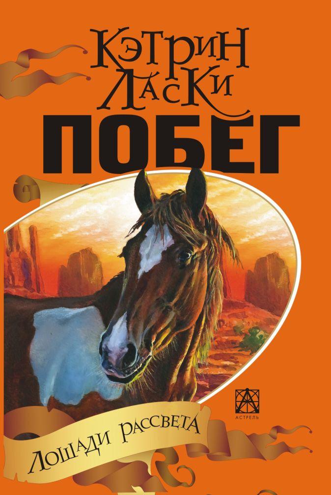 Ласки Кэтрин - Побег обложка книги