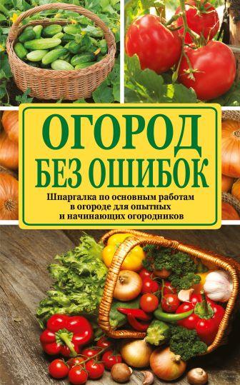 Ситникова Т.В. - Огород без ошибок обложка книги