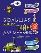 А. Мерников , С. Пирожник - Большая книга тайн для мальчиков' обложка книги