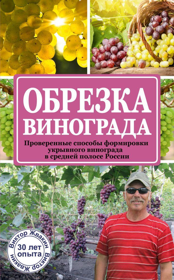 Жвакин В.В. - Обрезка винограда. Проверенные способы формировки укрывного винограда в средней полосе России обложка книги