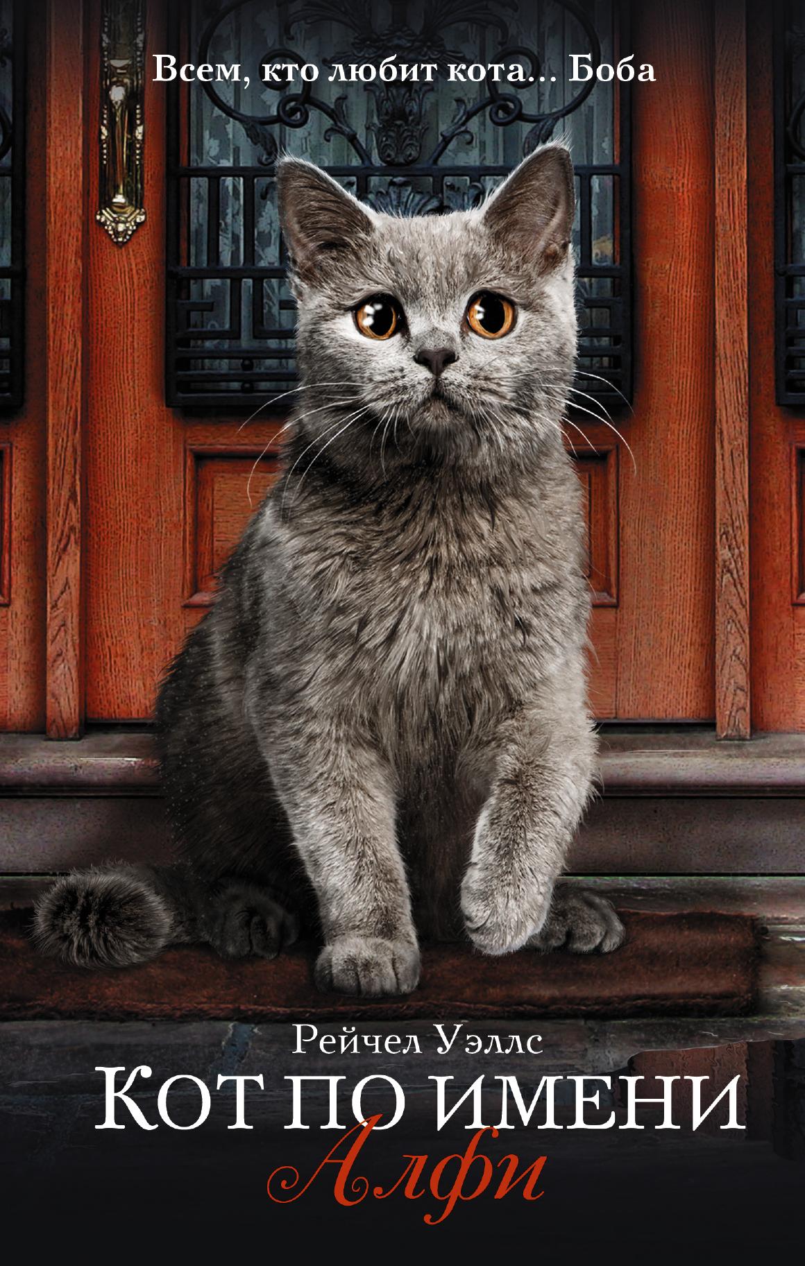Рейчел Уэллс Кот по имени Алфи уэллс р кот по имени алфи