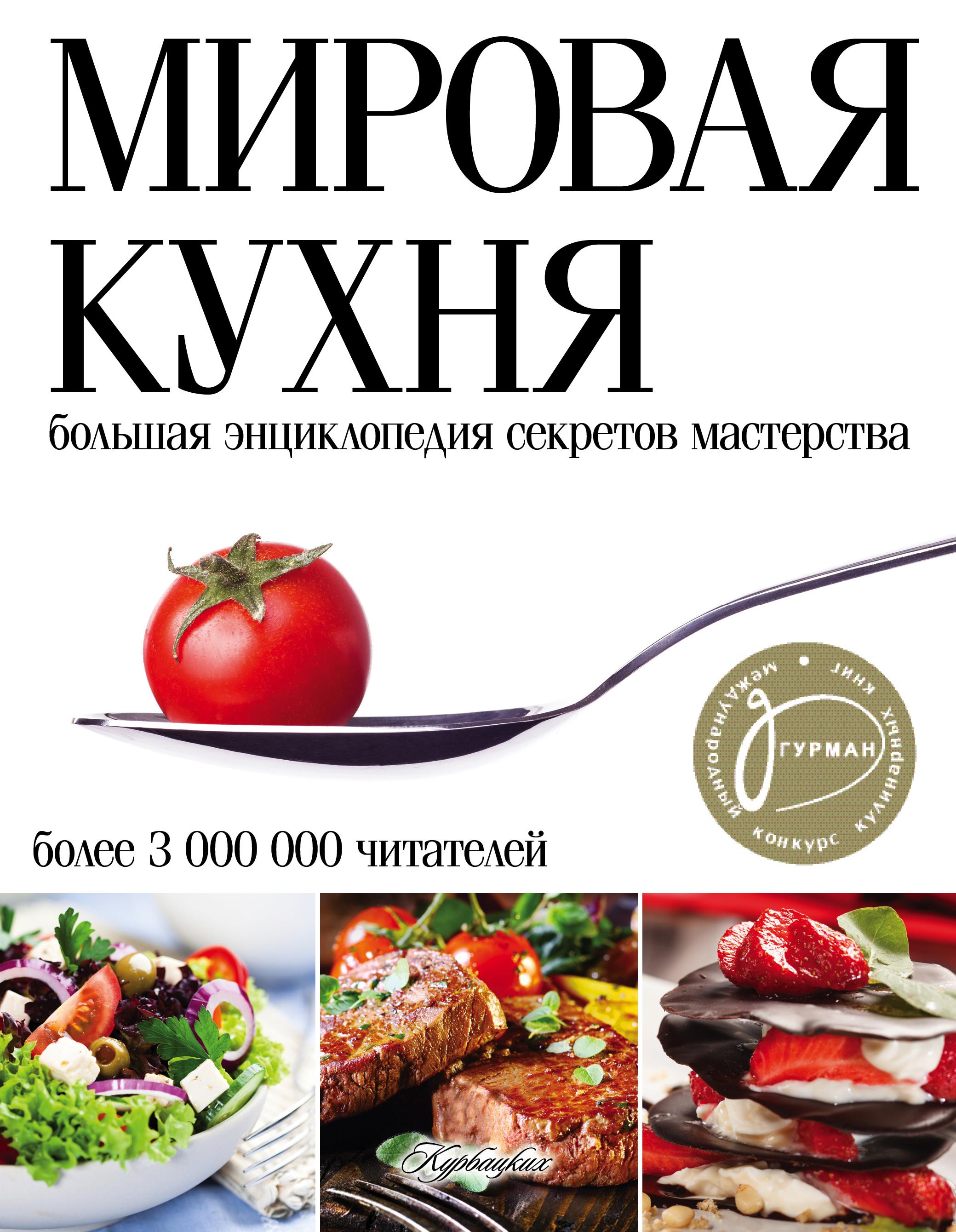 Мировая кухня. Большая энциклопедия секретов и мастерства еда быстрого приготовления