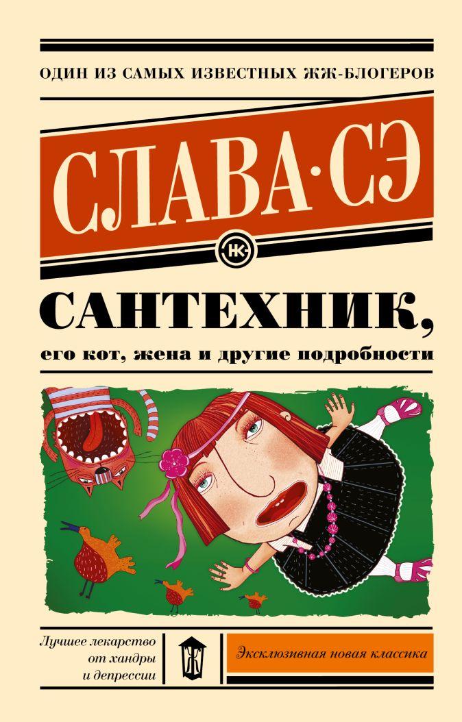 Слава Сэ - Сантехник, его кот, жена и другие подробности обложка книги