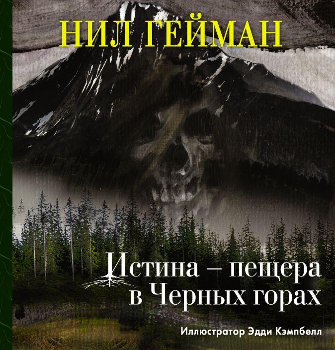 Нил Гейман - Истина — пещера в Черных горах обложка книги