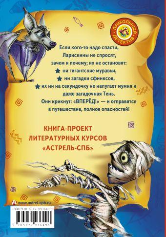 Ларискины и Тайна перевернутой пирамиды Катя Матюшкина