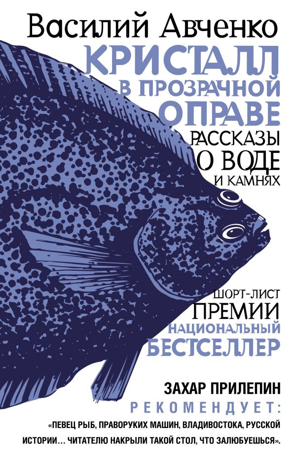 Кристалл в прозрачной оправе Авченко В.О.
