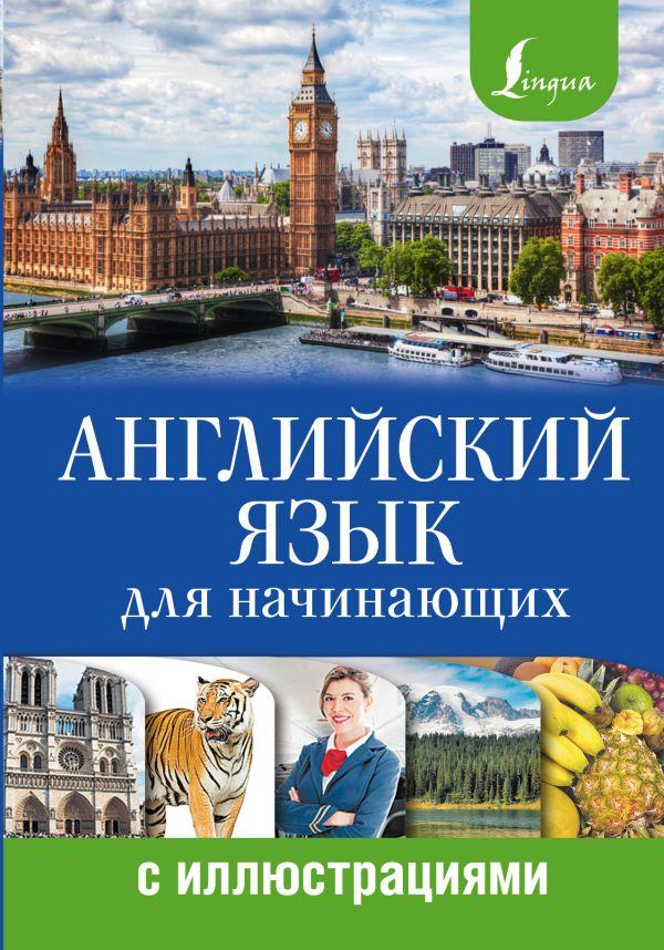 Английский язык для начинающих с иллюстрациями Комнина А.А.