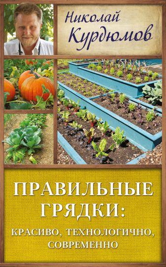 Курдюмов Н.И. - Правильные грядки: красиво, технологично, современно обложка книги