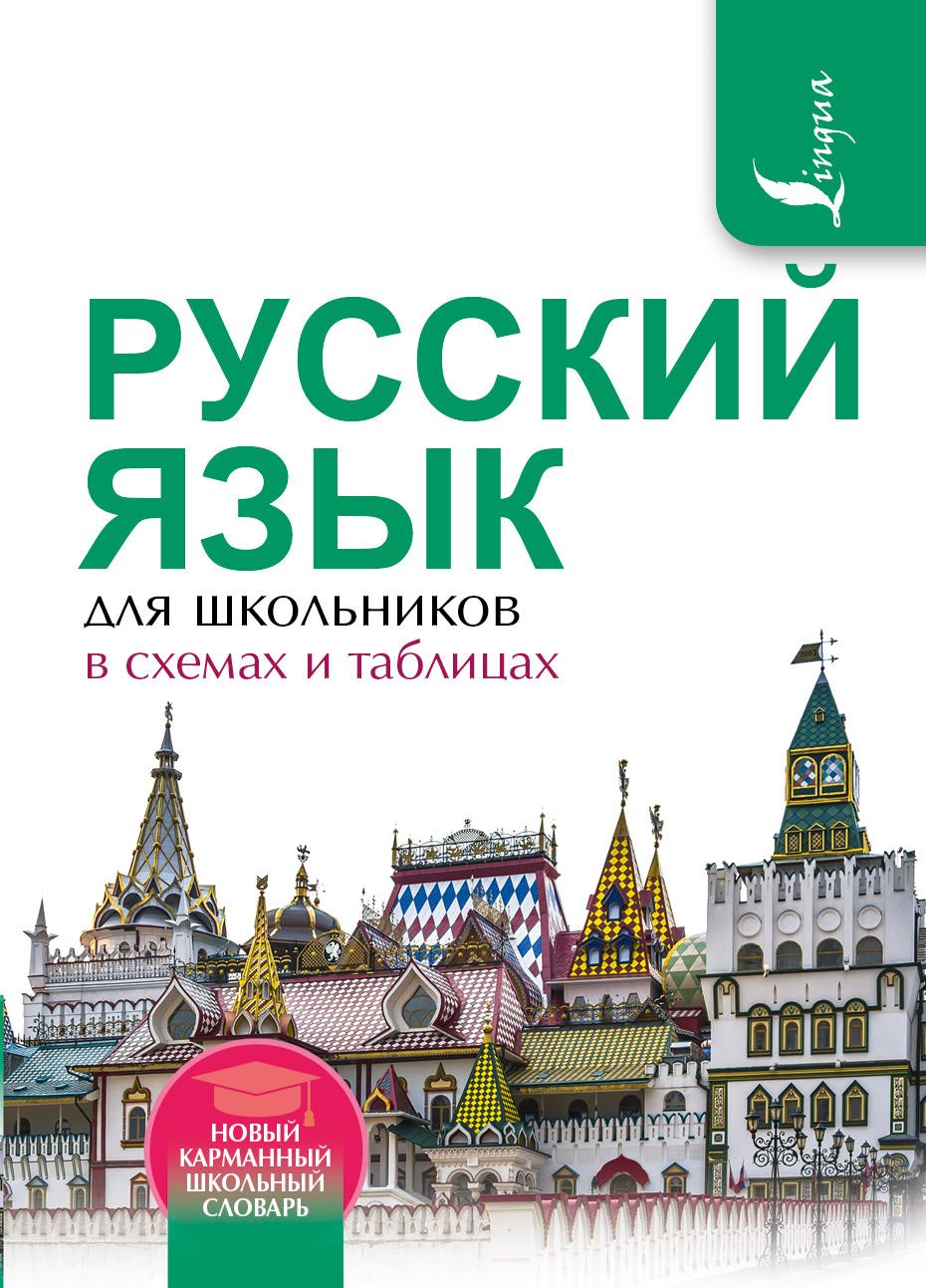 Алексеев Ф.С. Русский язык для школьников в схемах и таблицах елена имена женщин россии