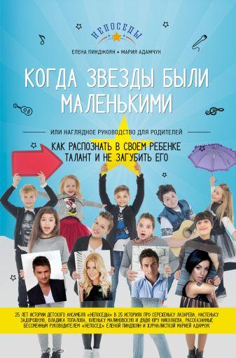 Пинджоян Е.М., Адамчук М.А. - Как распознать в своем ребенке талант и не загубить его обложка книги
