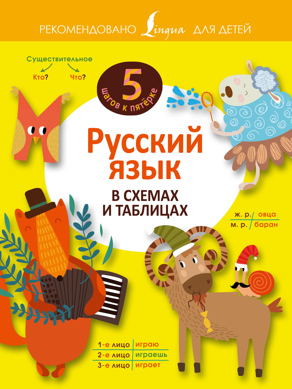 . Русский язык в схемах и таблицах