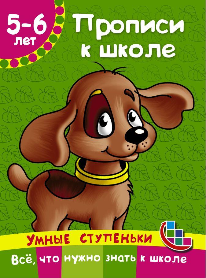 Ткаченко Н.А., Тумановская М.П. - Прописи к школе обложка книги