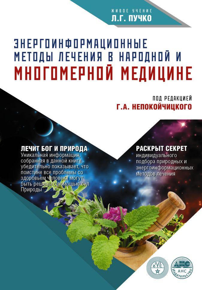 Непокойчицкий Г.А. - Энергоинформационные методы лечения в народной медицине обложка книги