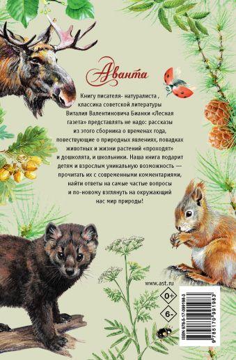 Лесная газета Бианки В.В.