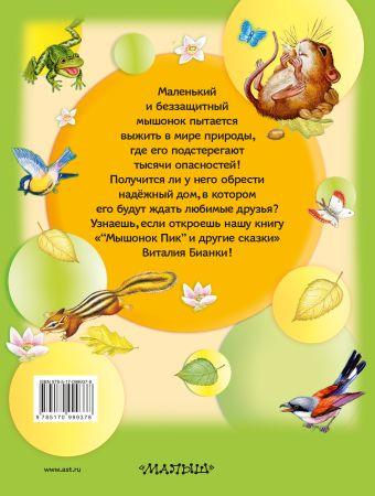 Мышонок Пик и другие сказки ДМ Бианки В.В.