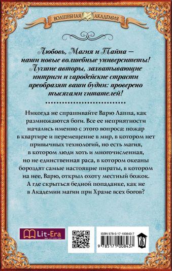 Наследница Тумана. Академия магии при Храме всех богов Мстислава Черная