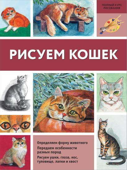 Рисуем кошек - фото 1