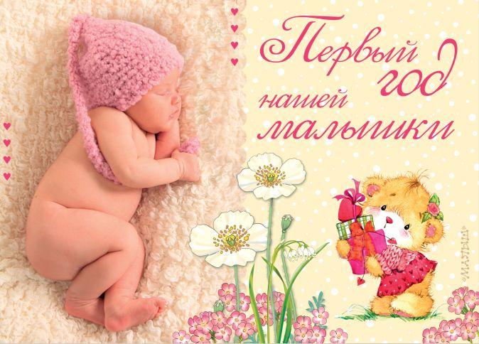 Пляцковский М.С., Александрова З.Н., Карганова Е.Г. - Первый год нашей малышки ДМ обложка книги