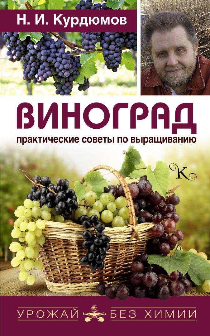 Курдюмов Н.И. - Виноград. Практические советы по выращиванию обложка книги