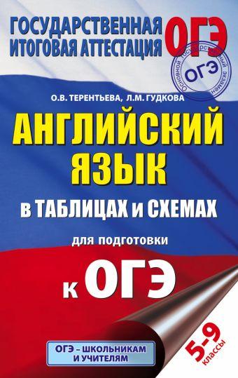 Английский язык в таблицах и схемах для подготовки к ОГЭ Терентьева О.В., Гудкова Л.М.