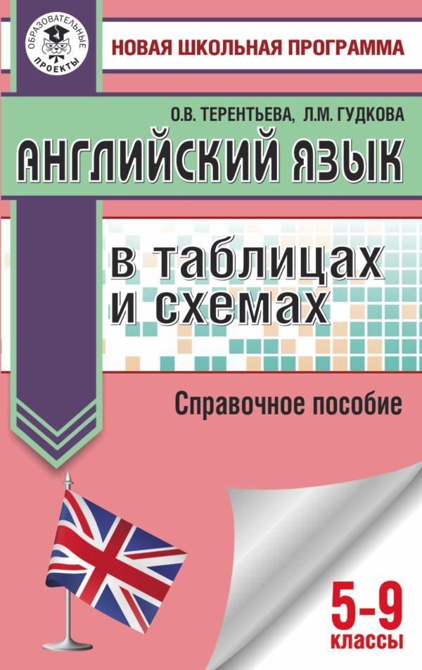 Английский язык в таблицах и схемах. 5-9 классы Терентьева О.В., Гудкова Л.М.