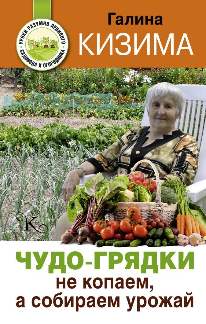 Кизима Г.А. - Чудо-грядки: не копаем, а урожай собираем обложка книги