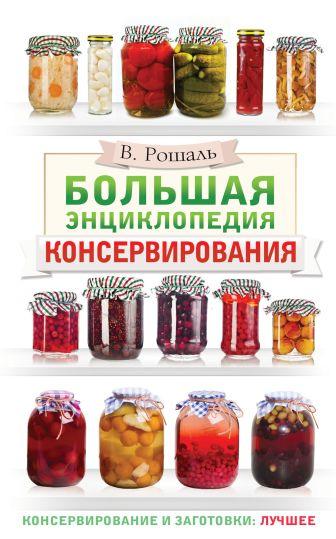 Рошаль В.М. - Большая энциклопедия консервирования обложка книги