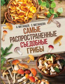Самые распространенные съедобные грибы