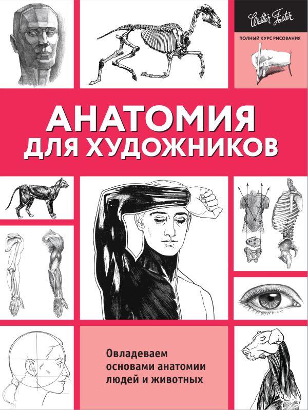 интересно Анатомия для художников книга