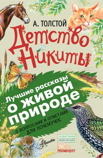 Детство Никиты Толстой А.Н.